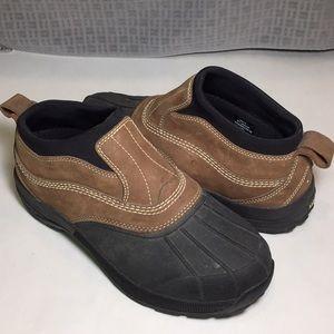LL Bean Storm Chaser Slip On Boots Men's 8.5